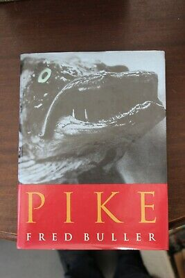 £55 • Buy Fred Buller -  Pike - Ed 2000 - R/Hale -  Limited Edition Of 750 (587)