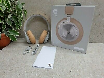 £119.95 • Buy Bang & Olufsen / B&O BeoPlay H7 Wireless Headphones - Natural - Boxed With Guide