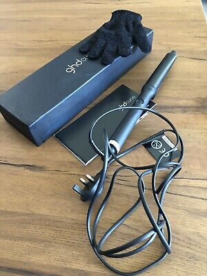 £35 • Buy Ghd Curve Wand, With A Heat Proof Glove Used