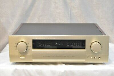 £4897.95 • Buy ACCUPHASE C-2410 Control Amplifier USED JAPAN 100V Kensonic Preamplifier Vintage