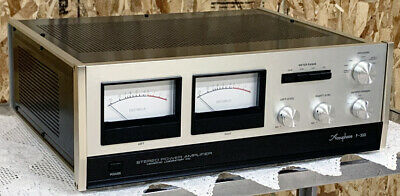 £2484.46 • Buy ACCUPHASE P-300 Stereo Power Amplifier 150W USED JAPAN Kensonic Analog Vintage