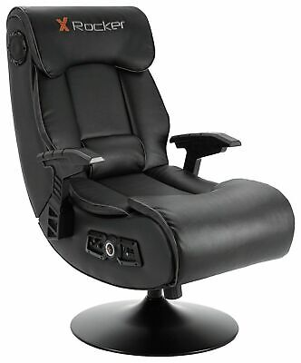 £149.95 • Buy X-Rocker Elite Pro PS4 Xbox One 2.1 Audio Faux Leather Gaming Chair - OE103