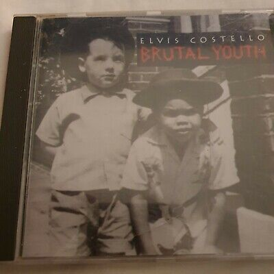 £1 • Buy Elvis Costello Brutal Youth CD