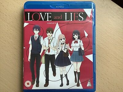 £8 • Buy Love And Lies - Complete Collection (Blu-ray) *ENG SUB ONLY, NO DUB*