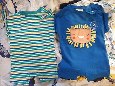 £10 • Buy Twin Boy Summer Bundle, Newborn, Up To 1 Month, First Size. Includes BNWT NEXT