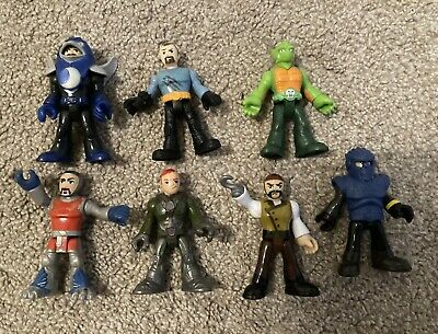 £7.99 • Buy Fisher Price Imaginext Figures Knights & Lizard  Monster Free Postage
