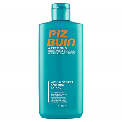 £9.90 • Buy Piz Buin 200Ml After Sun Lotion Soothing & Cooling
