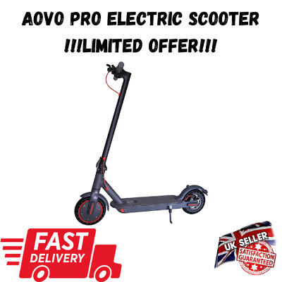 View Details AOVO PRO M365 ELECTRIC SCOOTER 10Ah BATTERY - XIAOMI PRO 2 VERSION 31KM/H GENUIN • 255.00£