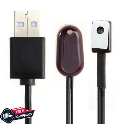 £4.40 • Buy Infrared Remote Control Receiver Emitter USB Adapter IR Extender Repeater