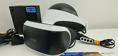 AU269.99 • Buy 🤑CHEAPEST ON EBAY🤑 PS4 VR Headset Virtual Reality