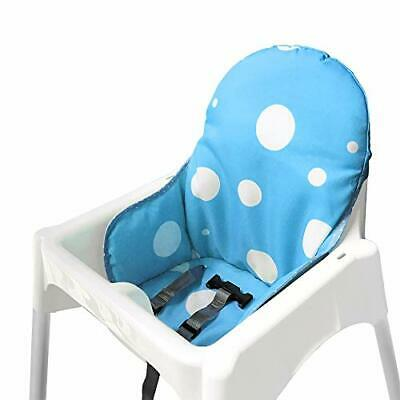 £11.87 • Buy Highchair Seat Covers Insert Mat Cushion Washable Fold Able Baby Ikea Antilop
