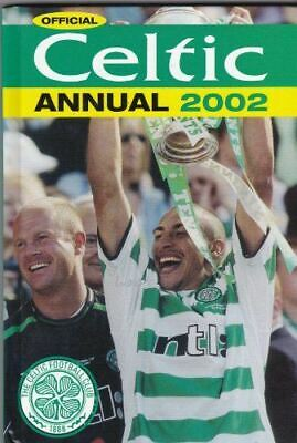 £4.99 • Buy Official Celtic FC Annual 2002 (Annuals), Unknown, Very Good, Boa