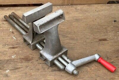 £6.50 • Buy Vintage Zyliss Portable Vice Clamp Woodworking Swiss Made