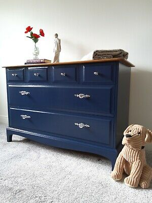 £185 • Buy Stag Upcycled 4 Over 2 Chest Of  Drawers