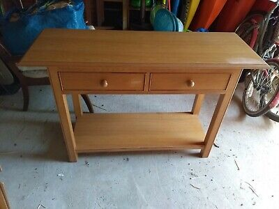 £15.50 • Buy Hall Console Table Used