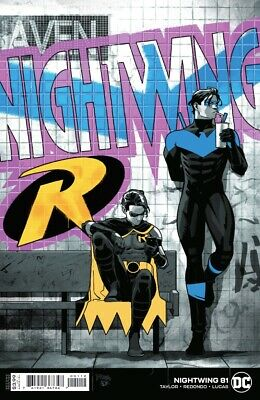 £4.95 • Buy DC Comics Nightwing #81 1st Full Appearance Heartless 2nd Print