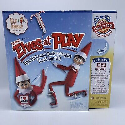 AU32.39 • Buy The Elf On The Shelf: Scout Elves At Play - New Version Open Box