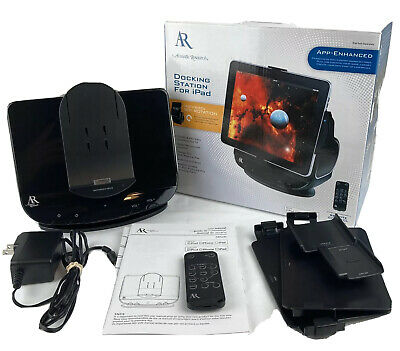 £11.51 • Buy Acoustic Research ARS28i Docking Station For IPad, IPhone And IPod With Remote