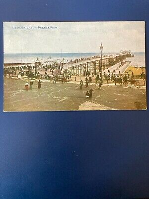£1.50 • Buy Sussex , Brighton Palace Pier . Posted 1911
