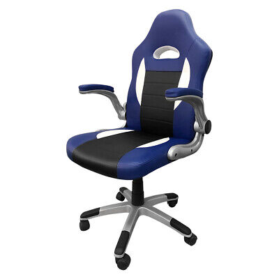 AU87.90 • Buy Gaming Chair Office Executive Computer Chairs Seating Racing Recliner 360°Swivel