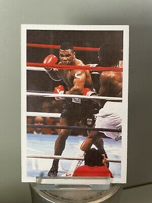 £139.99 • Buy 1986 Mike Tyson Rookie Card A Question Of Sport - MINT POSSIBLE PSA 10 ✨