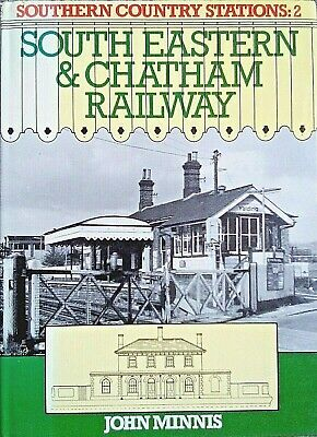 £3.94 • Buy Southern Country Stations: No. 2: South Eastern And Chatham Railway (1985)