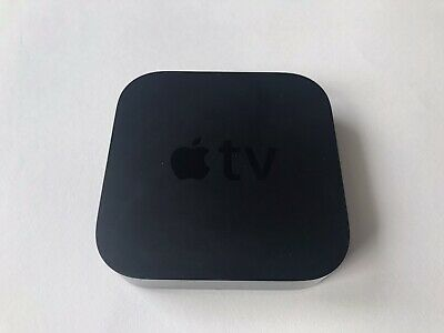 AU24.72 • Buy Apple TV 3rd Gen A1469 Unit Only 30 Day Warranty **Missing Power Cord And Remote