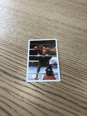 £100 • Buy A Question Of Sport Mike Tyson Rookie Boxing Card - Rare Uk 1987 Card
