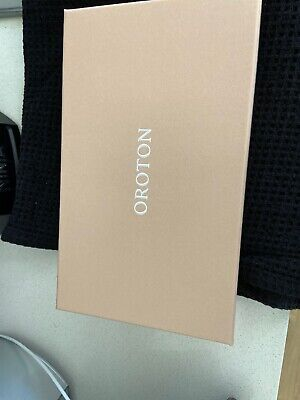 AU99.99 • Buy Oroton Avalon Clutch Wallet And Purse Charcoal Brand New In The Box