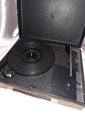 £45 • Buy Vintage 1970's Fidelity HF42 Mains Powered Portable Record Player