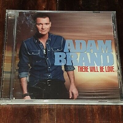 AU10.99 • Buy There Will Be Love By Adam Brand (CD, Aug-2012, Sony Music) - FREE POST