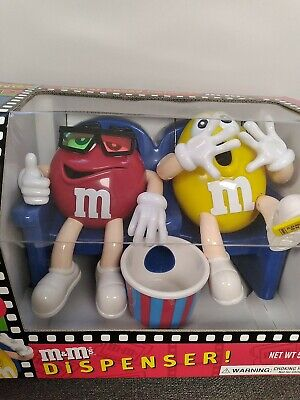 $35.95 • Buy M&M's Toy Candy Dispenser Plastic Limited Edition Rare Vintage Collectible Toy