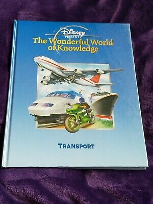 £5 • Buy The Wonderful World Of Knowledge - Transport Book