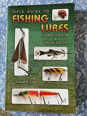 £5.75 • Buy Field Guide To Fishing Lures ID And Value Guide Paperback Book