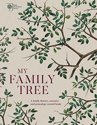 £13.34 • Buy My Family Tree (Royal Horticultural S By Royal Horticultural Society Jo New Book