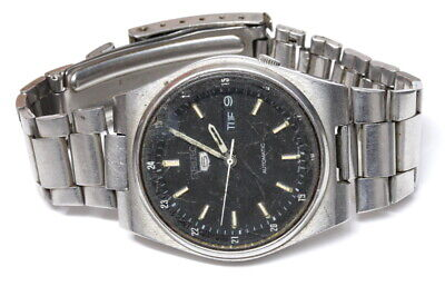 $ CDN32.60 • Buy Seiko 7009-3160 Automatic Watch For Repairs Or For Parts         -13649