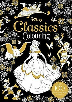 £7.70 • Buy Disney Classics Colouring By Igloo Books (Paperback 2020) New Book