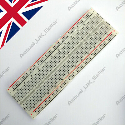 £15 • Buy BusBoard Prototype Systems Solderless Breadboard, BB830, Actual High-quality