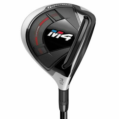 $89.99 • Buy Left Handed TaylorMade Golf Club M4 16.5* 3HL Wood Stiff Graphite Value