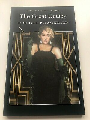 £1.50 • Buy The Great Gatsby By F. Scott Fitzgerald.  Paperback.  BRAND NEW