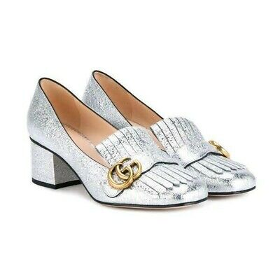 AU950 • Buy Gucci GG Marmont Pumps Size 36 - Brand New In Box RRP$1290