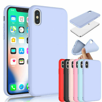 AU2.65 • Buy Liquid Silicone Case Camera Lens Cover For IPhone 12 11 Pro XS Max XR X 8 7 SE