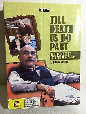 £23.85 • Buy Till Death Do Us Part - The Complete 1972 And 1974 Series R4