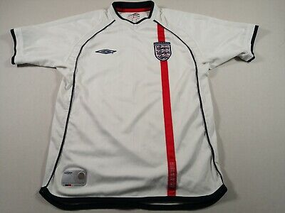 £19.95 • Buy England Vintage Football Shirt 2002 World Cup 2001-2003 St George's Day MB 30