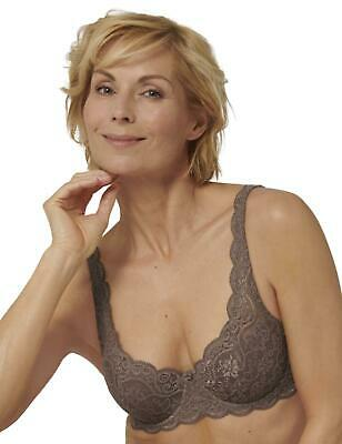 £38 • Buy Triumph Amourette 300 WHP Padded Bra 10166798 Underwired Bras Cafe Latte