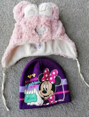 £1.49 • Buy Set Of 2 Minnie Mouse Hats 12-23 M