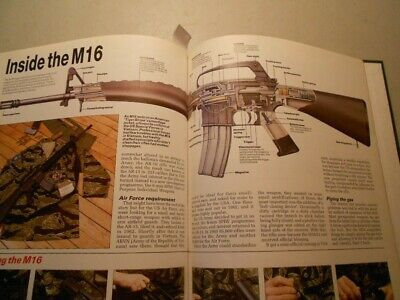 $19.99 • Buy Inside The M-16 M16 Best Article Ever Cutaway View