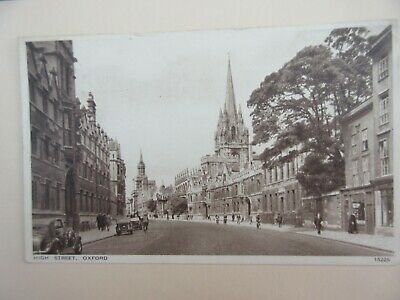 £4.25 • Buy Oxfordshire Oxford High Street Postally Used CDS Chipping Norton 1947