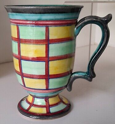 £10 • Buy 1950s Denby Pottery Experimental (?) Tankard Glyn Colledge Signed Glyn Ware
