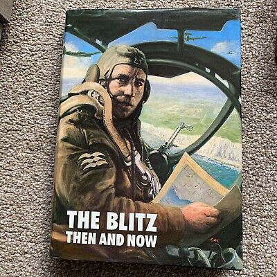 £25 • Buy Blitz Then And Now: V. 1 By After The Battle (Hardback, 1987)